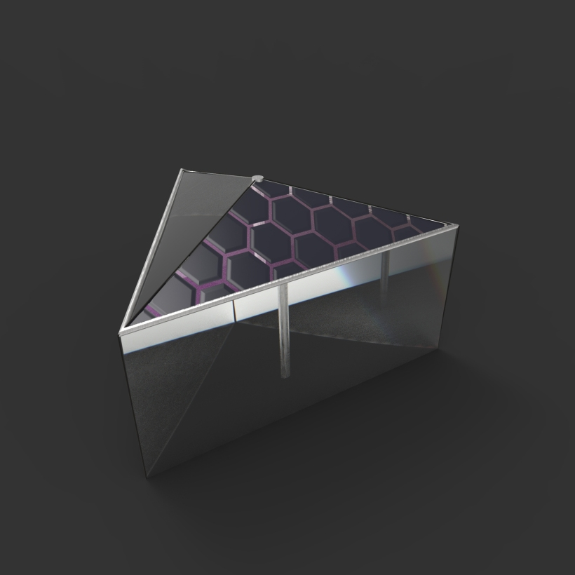 Crystal module